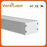 アルミニウム放出100-277V吊り下げ式の軽い線形LEDランプ