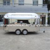 Camion mobile de nourriture d'acier inoxydable (SHJ-MBT400)