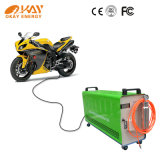 オートバイのための最もよい価格カーボンクリーニング機械モーターバイクカーボンきれいな機械