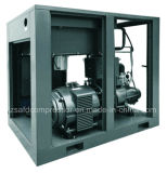 compressor Integrated conveniente giratório refrigerar de ar 75kw/100HP/do parafuso ar