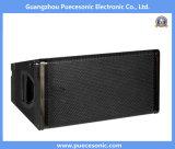 Aktive Zeile Reihen-Tonanlage, passiver angeschaltener Lautsprecher