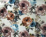 Большая ткань жаккарда Workmanship картины цветка восхитительная (FEP012)
