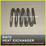 Gewundene Kühlvorrichtung für Kühlsystem