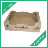 Boîte en carton végétale de qualité d'approvisionnement d'usine