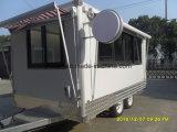 Mobiler Küche-Schnellimbiss-Wohnwagen