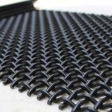 Treillis métallique 2017 serti d'acier inoxydable d'armure toile de la Chine (CWM)