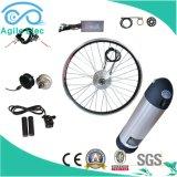 nécessaire électrique de vélo de moteur de pivot de 36V 350W avec la batterie de bouteille