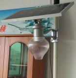 Indicatori luminosi solari esterni della via di Bluesmart 9W dell'indicatore luminoso solare del giardino