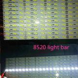 72 bande rigide en aluminium de DEL SMD 8520 DEL