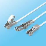 serre-câble de Rochet-Lokt de 20*400/20*1500mm solides solubles pour l'empaquetement de boyau