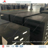 中国はネオプレンのパッドを供給した(架橋工事のプロジェクトで使用される)