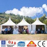 grande tenda di mostra di esposizione del Gazebo del PVC del baldacchino di alluminio 4X4