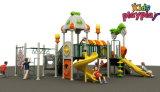 Speelplaats van de Jonge geitjes van Ce Multiplay de Functionele Openlucht Plastic voor Verkoop (KP-B307)