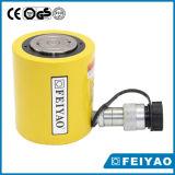 Cilindro hidráulico de efecto simple del movimiento largo de Feiyao