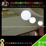 Lampe s'arrêtante pendante décorative blanche chaude de DEL