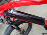 Bike нового подвеса конструкции 2017 полного электрический с тучной покрышкой
