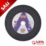 Фабрика высокого качества делая стальной диск режущего диска утюга металла