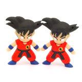 Japan-Karikatur USB-Blitz-Laufwerk-Kurbelgehäuse-Belüftung kundenspezifischer Speicher-Stock