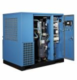tipo elétrico compressor do parafuso da movimentação de correia de 10bar Pcp de ar