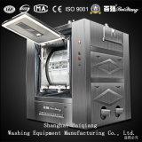 120kg de volledig Automatische Trekker van de Wasmachine van de Wasserij Overhellende Leegmakende