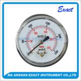 Calibre de pressão da micro pressão de Calibrar-Mbar da pressão Calibrar-Baixo