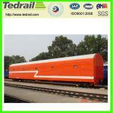 Vagoni coperti del Pesante-Caricamento ferroviario con differenti ordinamenti
