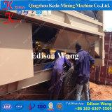 Завод мытья золота обрабатывающего оборудования золота Placer