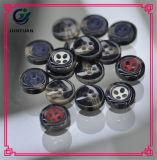 Кнопка костюма Windbreaker рубашки кнопки смолаы