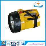 Beweglicher explosionssicherer Wasser-Marinebeweis-Handrecherche-Licht
