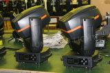 Lumière principale mobile intense d'étape de DEL 300W avec l'ampoule de DEL pour la lumière d'étape