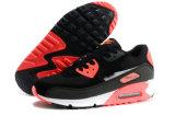 Zapatilla de deporte máxima de 90 de la manera de Freeshipping del deporte de los zapatos de la marca de fábrica zapatos de los hombres