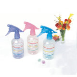 bottiglia di acqua di plastica dell'imballaggio dell'animale domestico 50ml con lo spruzzo di innesco