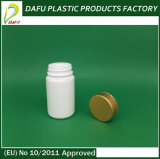 пластмасовый контейнер здравоохранения микстуры HDPE 80ml