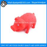 Masticazione del giocattolo dell'hamburger della gomma naturale per gli animali domestici