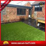 Buona qualità che modific il terrenoare tappeto erboso artificiale per la decorazione esterna del giardino