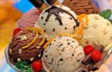 Fabricante de helado duro de Gelato de vector de Bt18t del yogur profesional de la tapa