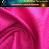 100d tessuto del jacquard di stirata di modo del poliestere 4, doppio tessuto Chain del vestito di alpinismo del jacquard