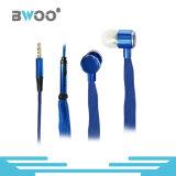 Cuffia avricolare stereo del trasduttore auricolare della cuffia di Handfree del merletto dell'universale 3.5mm