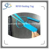 De lange ABS van de Waaier van de Lezing Nylon Markering van de Verbinding RFID voor Logistisch Beheer
