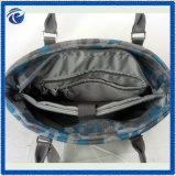 ウールポリエステル方法女性のハンドバッグ