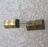 4.5mm cabeça magnética do leitor de 2 cabeças magnéticas da trilha