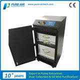 Rein-Luft Staub-Sammler für die Faser-Laser-Markierungs-Maschinen-Markierung rostfrei (PA-500FS-IQ)