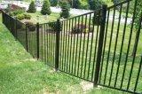 Populäres volles Schweißungs-Puder-überzogener dekorativer und sicherer Garten-Zaun