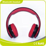 LED que enciende el receptor de cabeza plegable bajo de Bluetooth de la potencia estérea