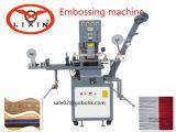 Automatische Embosser-Maschinen-prägenmaschine