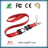 Lanyard USB Flash Drive, Strap USB Flash Disk, Customize Logo, 1, 2, 4, 8, 16, 32GB Memory Stick