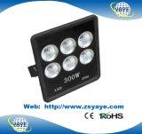 Yaye保証3年のの18の熱い販売法の競争価格USD106.5/PCの穂軸300W LEDの洪水ライト/屋外LEDのトンネルライト