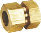 두껍게 한 구리 금관 악기 관 이음쇠