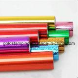 Colorear la lámina para gofrar caliente del traspaso térmico