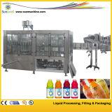 炭酸水のための自動びんの満ちるシステムかプラントまたは生産ライン